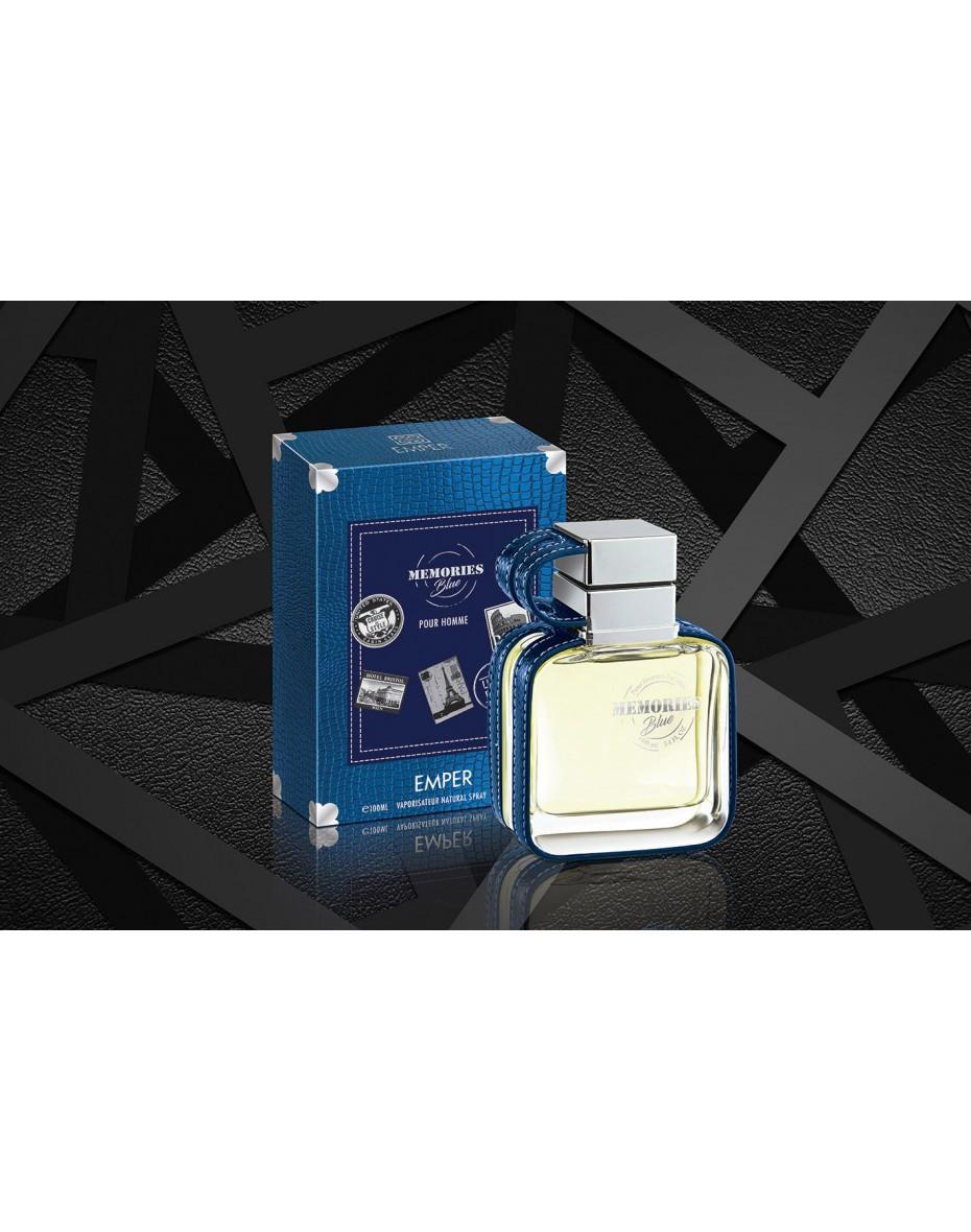 Memories Blue Emper Men EDT 100 ml арт.35527