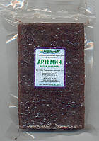 Замороженный корм для рыб Артемия
