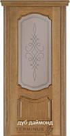Двери Caro 41 TERMINUS Шпон 60, 70, 80, 90 см