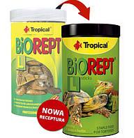 Tropical BioRept L - корм для сухопутных черепах, 250 мл, 11354
