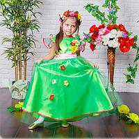 Красивое и легкое платье Весны для девочек