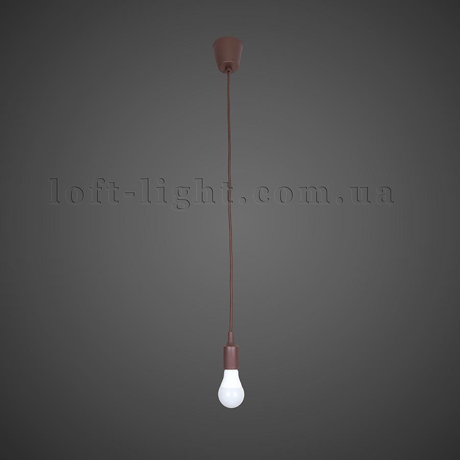 Люстра  подвес  лофт  915-002-1  Brown