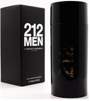 Чоловіча туалетна вода Carolina Herrera 212 Men (чорні) 100 мл, фото 1