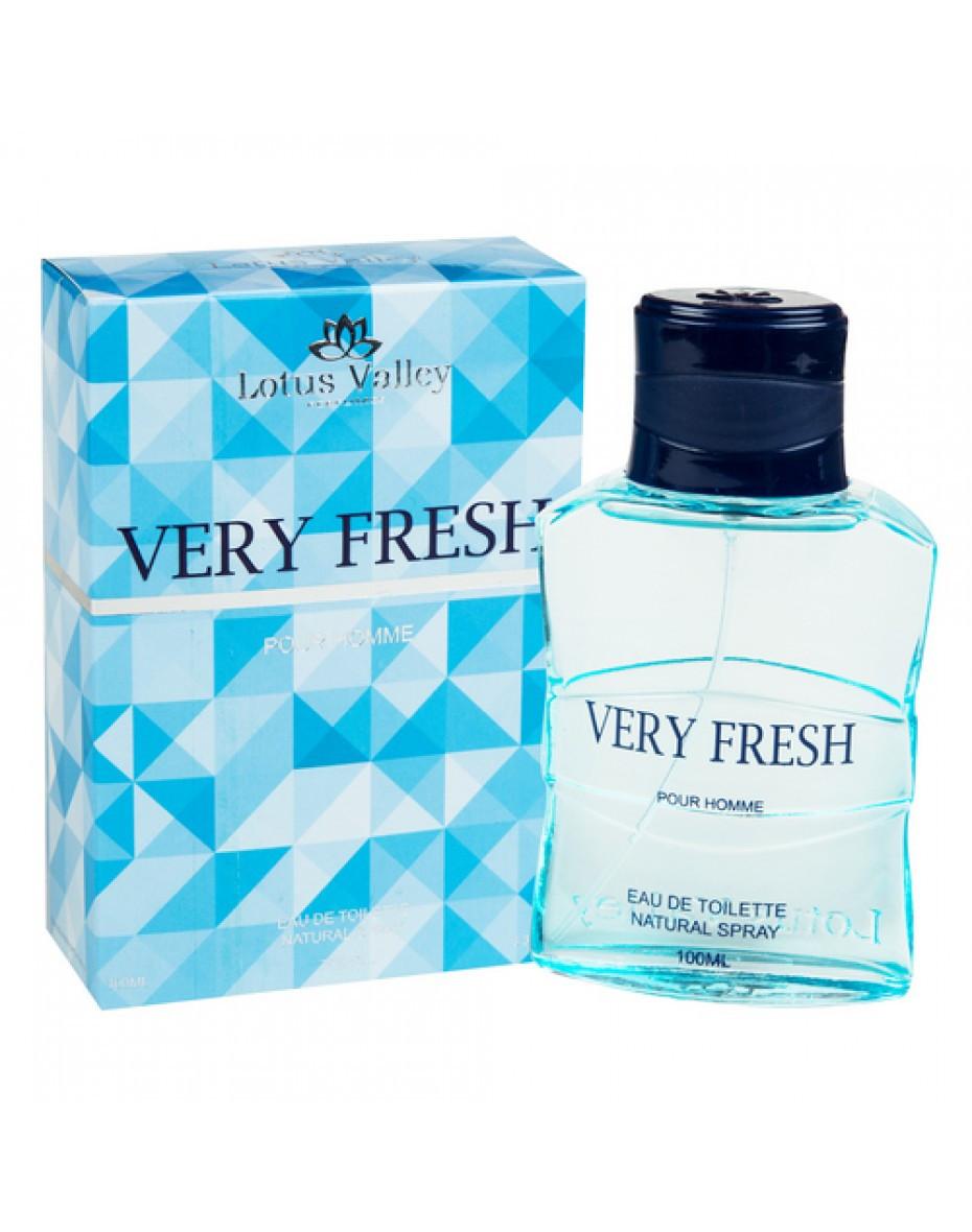 Very Fresh Lotus Valley Men EDT 100 ml арт.320173