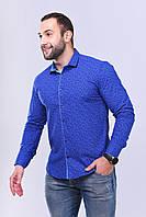 """Рубашка мужская с различным принтом, р.S-2XL """"EMRE"""" недорого от прямого поставщика, фото 1"""