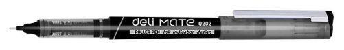 Роллер Deli EQ20220 черн Mate 0,5