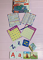 Обучающая игра Английский алфавит (Англійська абетка)