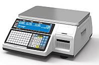 Весы для печати на этикетке CAS CL 3500-J-IB (без стойки)
