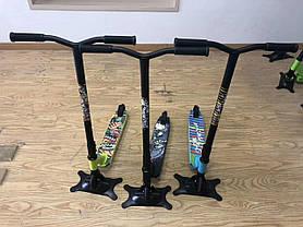 Трюковые самокаты Scooter Show Yourself  - Самокат трюковый Black, фото 3