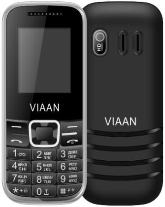 Viaan V182a Dual Sim Black
