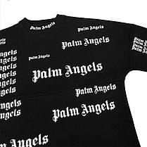 Футболка Palm Angels Infinity Black, фото 3