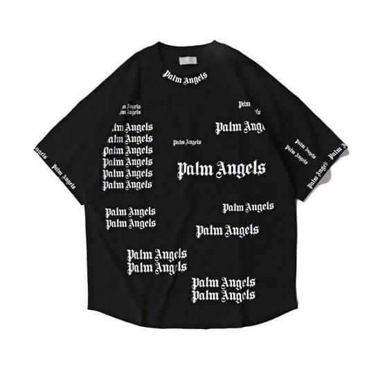 Футболка Palm Angels Infinity Black