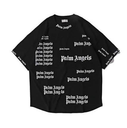 Футболка Palm Angels Infinity Black, фото 2