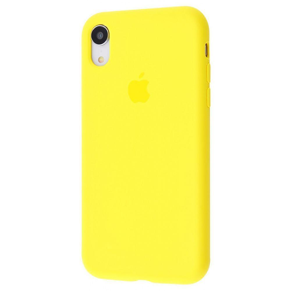 Чехол Tina Silicone Case Full Cover iPhone Xr