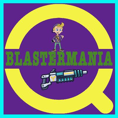 BLASTERmania - Нёрф-Арена в Киеве