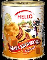 Згущене молоко Helio  з смаком карамелі 400 g