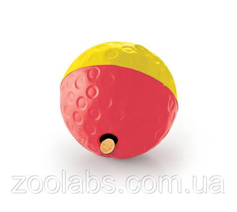 Мячик для собак для корма или лакомства внутри   Nina Ottosson Treat Tumble Large, фото 2