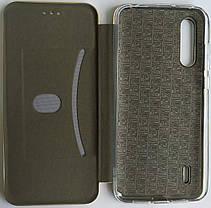 Чехол-книжка '' Classy & Level '' Xiaomi Mi A3 Lite / Mi9 Lite, Gold, фото 3