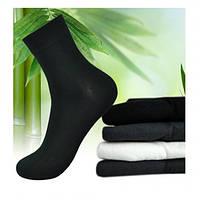 Носки из бамбука мужские 41-44 размер (Черный)