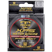 Леска Trabucco T-Force XPS Match Sinking 150м 0,14мм 3.60кг (053-85-140)