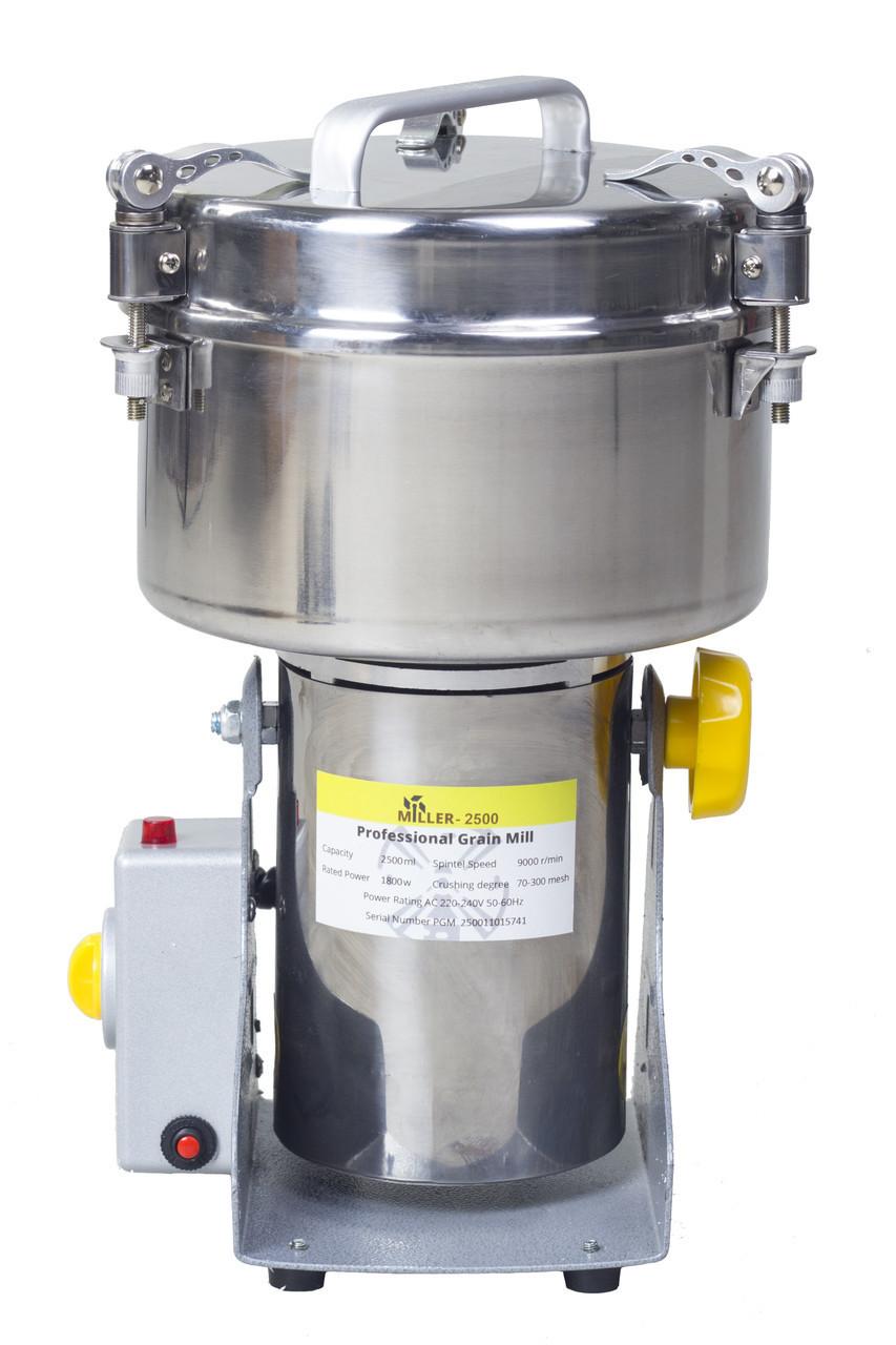 Бытовая мельница для зерна MILLER-2500