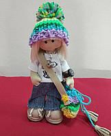 Текстильная кукла, подарок, сувенир, сюрприз, ручная работа