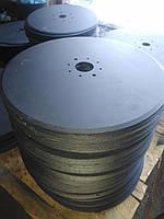 Диск сошника сівалки Horsch 343х3мм, ф40мм 6 отв. (00310106), фото 3