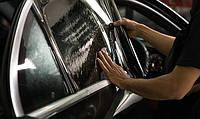 Тонирование авто стекол