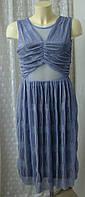 Платье женское легкое нарядное миди бренд River Island р.46, фото 1