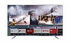 Телевизор TCL 55DP666 (Smart TV / Android / Ultra HD / 4К / PPI 1500 / Wi-Fi / DVB-C/T/S/T2/S2), фото 3