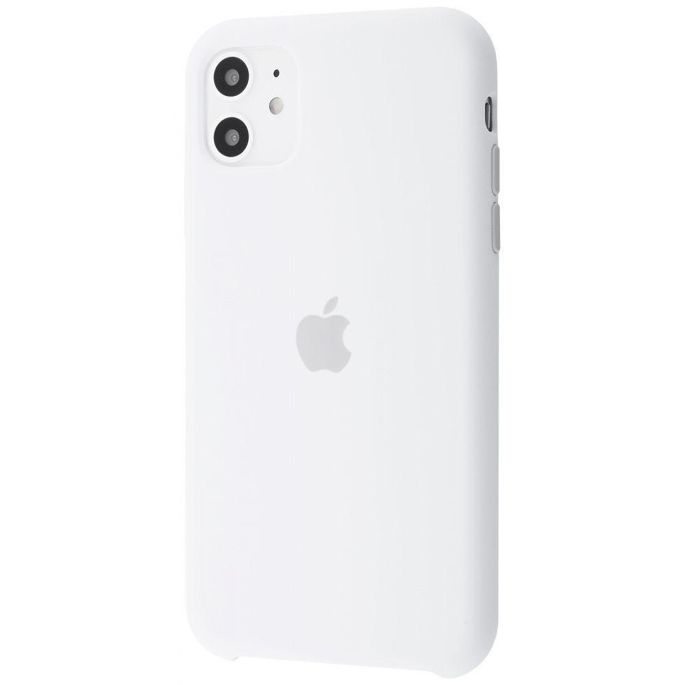 Чехол Tina Silicone Case iPhone 11