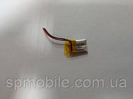 Акумулятор 031012 для China (Li-ion 3.7 В 80мА·год), 10*12*3 мм)