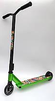 Трюковой самокат Scooter Show Yourself  - Самокат трюковый Хром 110 мм, фото 3