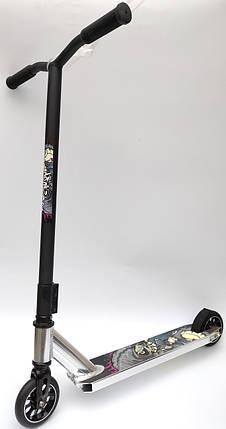 Трюковой самокат Scooter Show Yourself  - Самокат трюковый Хром 110 мм, фото 2