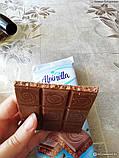 Шоколад молочный Alpinella Kokosowa Польша , 90г, фото 2