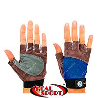 Перчатки для фитнеса женские Zelart BC-3544