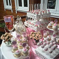Кэнди бар в нежно розовых тонах, фото 1