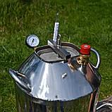 Автоклав огневой МЕГА-50, фото 6