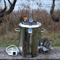 Автоклав электрический ЛЮКС-16Э, фото 1
