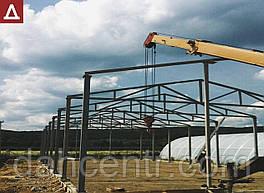 Склад 18х36х4 ангар, промышленное здание, цех, сто, навес,фермы, двускат