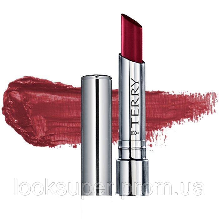 Глянцевая помада By Terry HYALURONIC SHEER ROUGE PLUMPING & HYDRATING LIPSTICK  N°11 FATAL SHOT