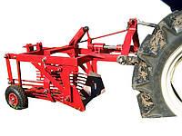 Картофелекопалка КТМ-1С для трактора (смещенная) грохотного типа без кардана