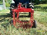 Картофелекопалка КТМ-1С для трактора смещенная, фото 2