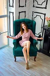 Сукня повсякденне 1231.4 колір пудра