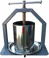 Ручной пресс Хлибпром для отжима сока 15л (Винница), фото 1