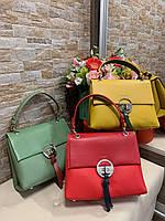 Жіноча сумка в трьох кольорах
