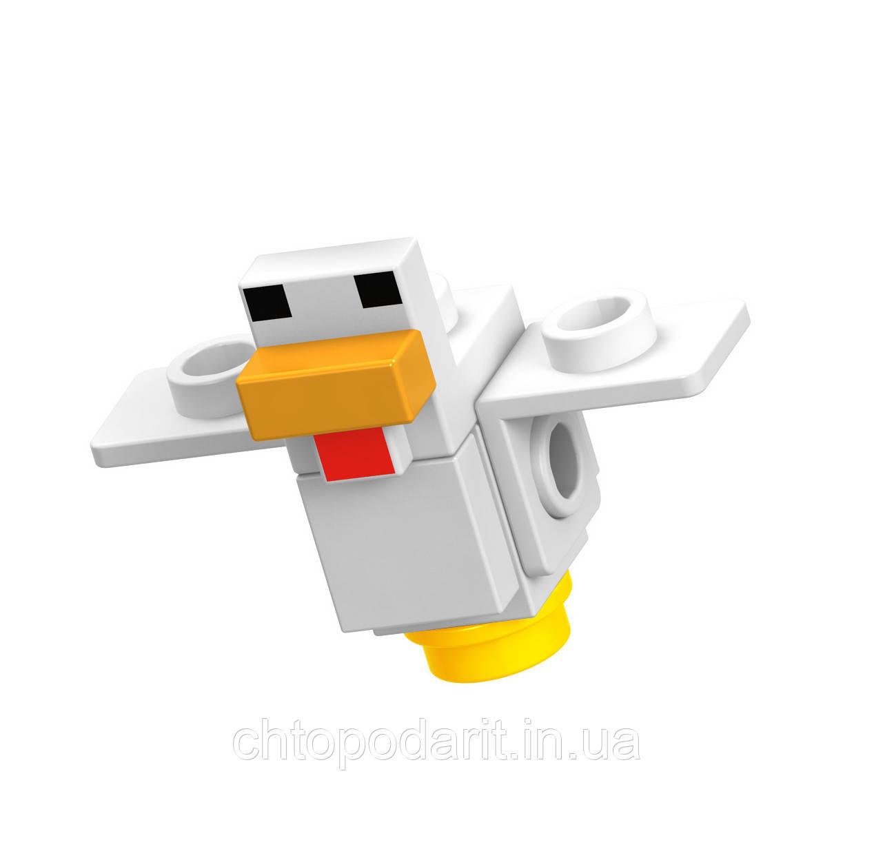 Человечки Minecraft Курица Код 90-197