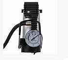 Автомобільний компресор насос AIR COMRPRESSOR SINGLE BAR GAS PUMP, фото 4