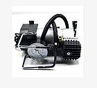 Автомобільний компресор насос AIR COMRPRESSOR SINGLE BAR GAS PUMP, фото 5