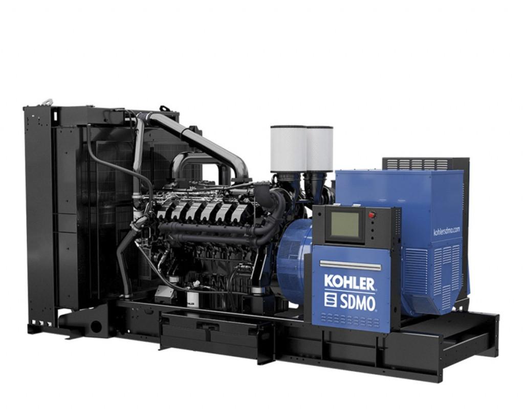 Трехфазный дизельный генератор SDMO KD1250 (1000 кВт)
